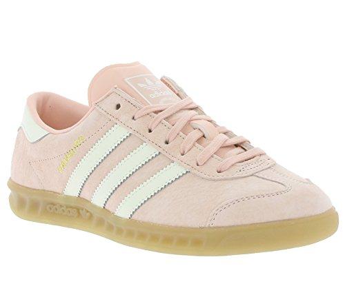 adidas WoMen Hamburg Low-Top Sneakers Rosa