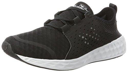 Niños white Zapatillas Para black Unisex Negro Balance Running De Cruz New vUywHqE0R