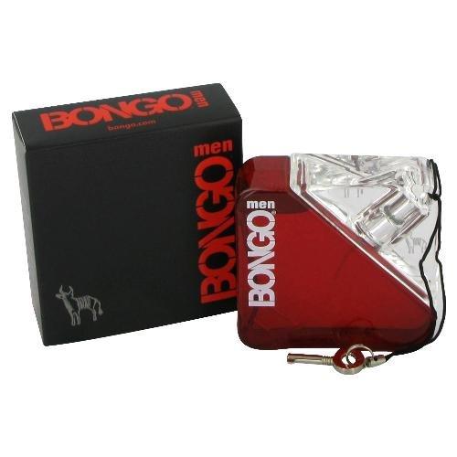 Bongo by Iconix For Men. Eau De Toilette Spray 3.4-Ounces