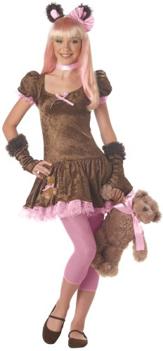 Tween Honey Bear Costume - Tween 10-12