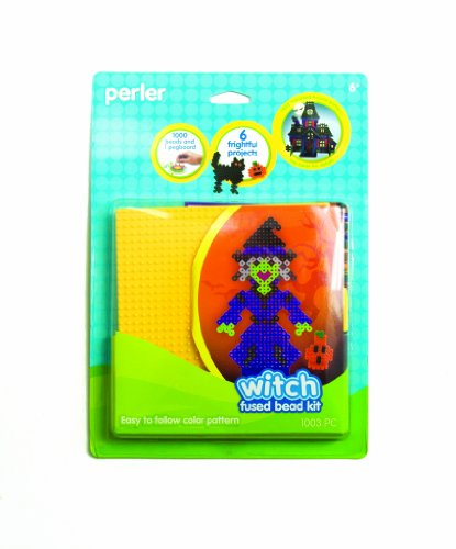Perler Fused Beads Kit, Witch -