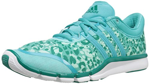 Adidas Performance Womens Adipure 360.2 W Scarpa Cross-training Menta Vivido / Bianco
