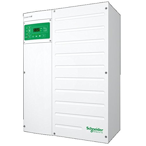SCHNEIDER 5.5 KW 48 VDC 120/240VAC 60HZ GRID TIE BATTERY INVERTER- XW+5548 NA by Schneider Electric (Image #1)