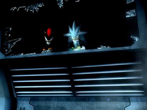 Silver vs Shadow (Silver The Hedgehog Vs Sonic The Hedgehog)