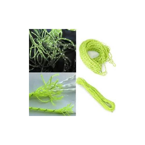 Outdoor Reflective Nylon Cord Camping Tent Rope Windproof