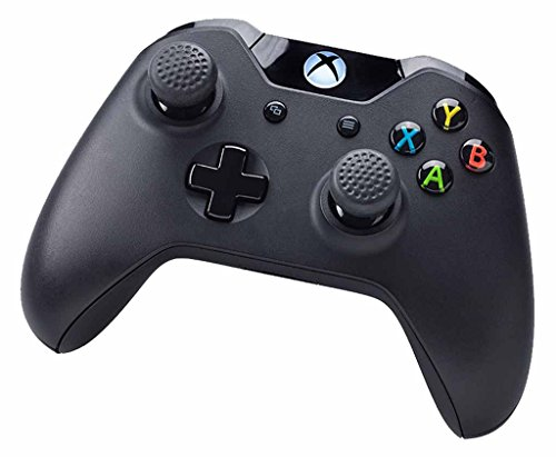 KontrolFreek CQCX Thumb Grips for Xbox One and Xbox Series X Controller | 2 Mid-Rise Convex Performance Thumbsticks… 2