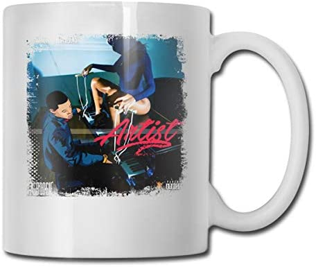 DesireJCuevas A Boogie Wit Da Hoodie Mug Coffee Mug Tea Cup Wine Mugs Novelty Funny Mug White Ceramic Mugs Large C-Handle 11 Oz Double-Sided Printing Mug