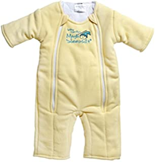 Baby Merlins Magic Sleepsuit Pijama para bebé amarillo amarillo Talla:6-9 meses (