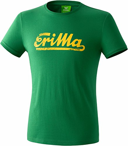 erima Retro T-Shirt - Prenda verde