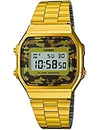 Watch Casio Collection A168wegc-5ef Unisex Multicolour