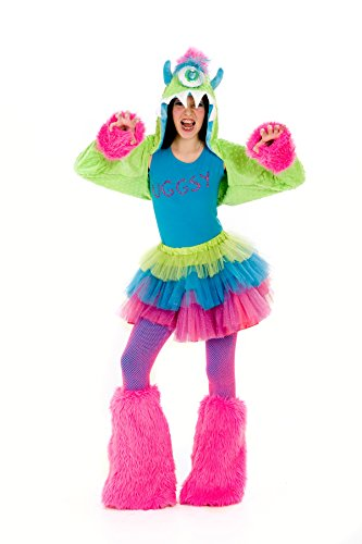 Creative Tween Halloween Costumes (Princess Paradise Tween Uggsy Monster Costume Set, Multicolor, Tween One)
