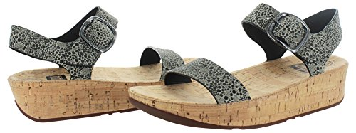Fitflop Donna Bon Dress Sandalo Nero Multi
