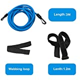Swim Training Belts Swim Bungee Cords Resistance