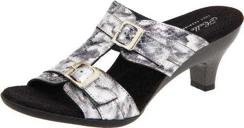 Helle Comfort Women's 14004,Silver Illinois,36 (5 M US) by Helle Comfort