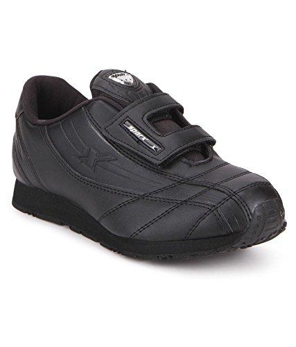 Sparx Boy's Black Walking Shoes-13 Kids