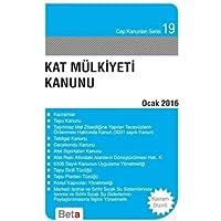 Kat Mülkiyeti Kanunu: Cep Kanunları Serisi 19 Ocak 2016