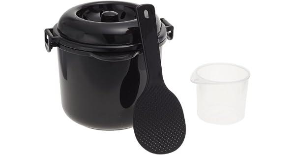 Amazon.com: Arrocera para microondas horno 2-cup