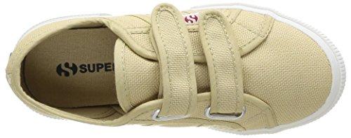 Superga 2750 Jvel Classic Zapatillas Unisex Para Niños Beige