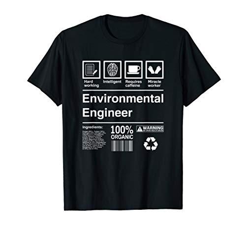 Environmental Engineer T-Shirt Gift (Environmental Engineering Shirt)