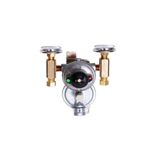 Trident Marine 1230-1411 L.P. Gas Regulator, 300 PSI