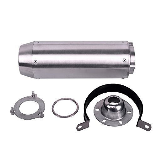 motorcycle 250cc exhaust system - 5