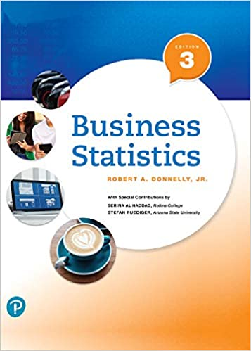 Business Statistics, 3rd Edition - Original PDF