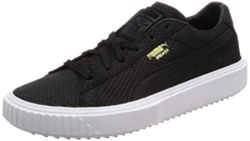 1 Black Zapatillas Puma Suede Adulto Breaker Negro Unisex Puma nx8xva