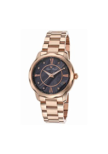 Lucien Piccard Women's LP-40000-RG-11MOP Balarina Analog Display Quartz Rose Gold Watch