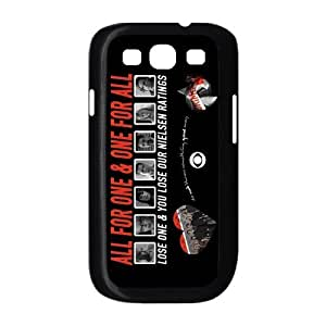 Criminal Minds Poster Hard Cover Case for Samsung Galaxy S3 i9300