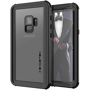 c30996344a8 Ghostek Samsung Galaxy S9 Nautical Series Waterproof Case - Black ...