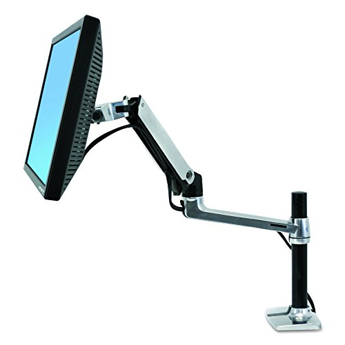 LX Desk Mount LCD Arm, Tall Pole by Ergotron