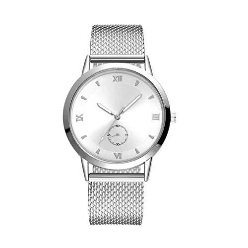 Amazon.com: Female Wristwatch Stainless Steel Elegant New Big Dial Women Watch Luxury Bracelet Casual Dress Zegarki Damskie Relojes De Mujer A: Jewelry
