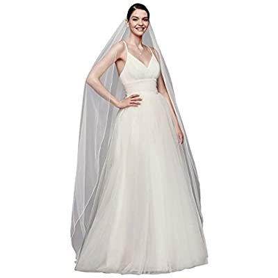 Chapel Veil with Pencil Edge Style 669