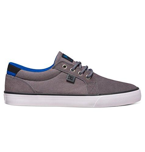 DC Shoes Council S - Chaussures basses - Homme - US 6 / UK 5 / EU 38 - Gris