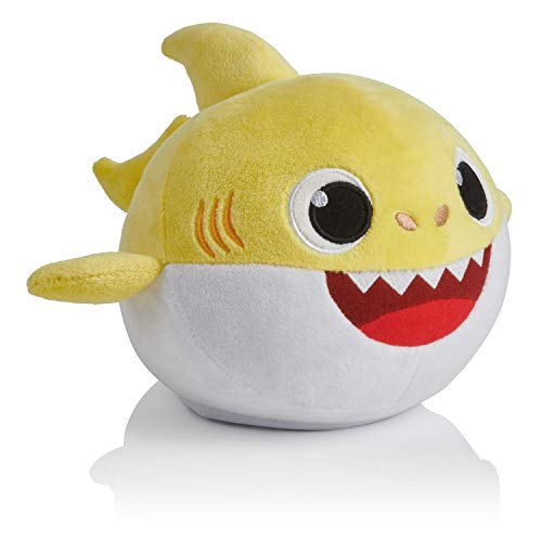 (Sweet moment Baby Shark Dancing Plush Doll Great Gift for Baby Kids)