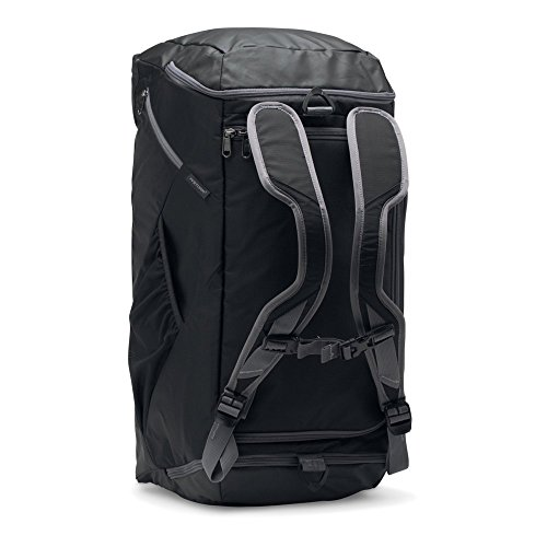UPC 889362946481, Under Armour Storm Contain Backpack Duffle 3.0, Black/Graphite, One Size