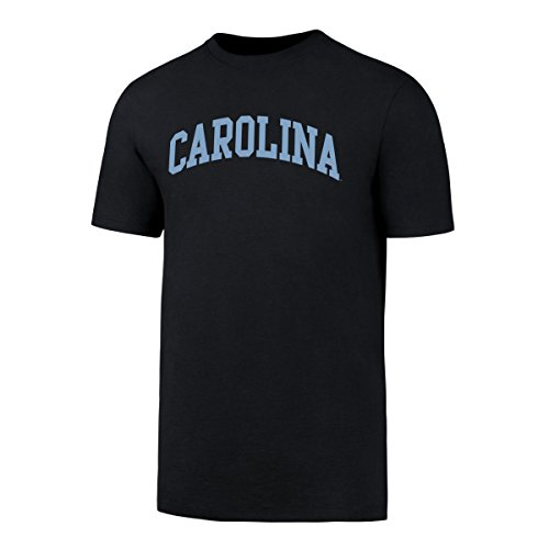 NCAA North Carolina Tar Heels Men's OTS Rival Tee, Fall Navy, Large ()
