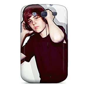 Hot Tpu Cover Case For Galaxy/ S3 Case Cover Skin - Jb Rocks