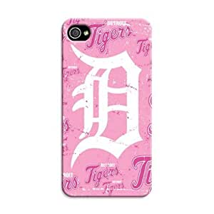 For Case HTC One M7 Cover Protective Case,Fashion Popular Detroit Tigers Designed For Case HTC One M7 Cover Hard Case/Mlb Hard Skin For Case HTC One M7 Cover