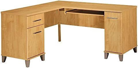 Bush Furniture WC81430 L Shaped Desk