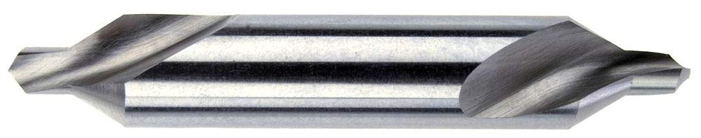 60 Degrees LH Combined Drill and Countersink /√/ä7 /√/ä Size No H.S