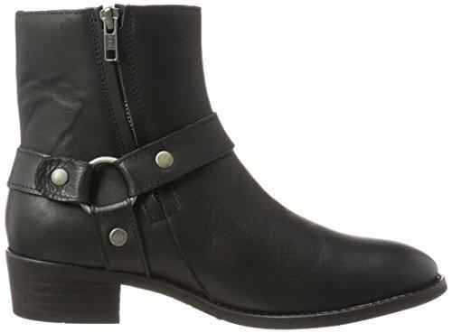 Scarpa Nero Cowboy Bear Boots L 110 The Nero uomo Apache HBOFgqH