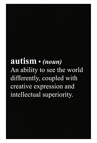 Brands Banned Autism Definition Autistic Awareness Parents of Autism - Poster