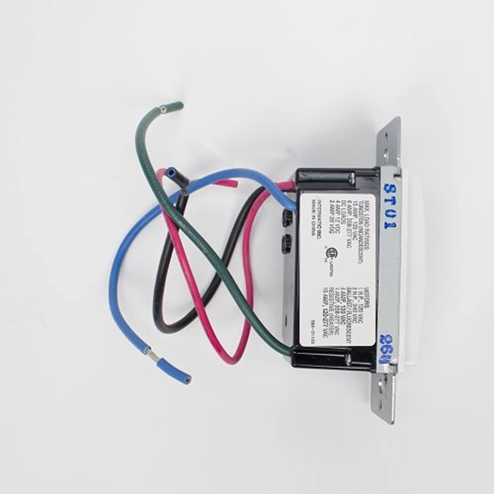 St01 Timer Switches 7 Day Programmable In Wall Digital For