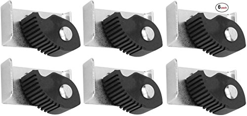 (Pack of 6) Mop and Broom Holder / Hanger Rack *great quality!* (Broom Holder Rubber compare prices)