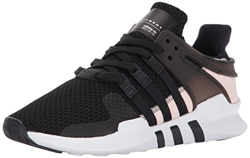 Adidas Originals Womens Eqt Support Adv W  Black Black White  7 5 Medium Us