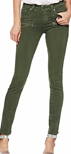 PAIGE Women's Jean Edgemont Ultra Skinny Vintage Forest Night 1577799 6035 (24)