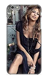 New Style Inthebeauty Hard Case Cover For Iphone 6 Plus- Eva Mendes Wild And Sexy