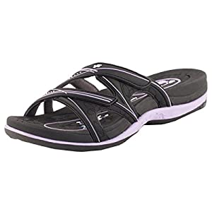 Gold Pigeon Shoes Signature Sandal: Comfort Walking Ergonomic Flip Flops, Slides & Sandals for Women