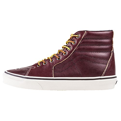 Vans Classics Groundbreakers Hi Men's Marshmallow Raisin Rum Core Sk8 Tm Cqg4C